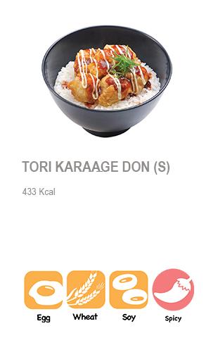 Tori Karaage Don (S)