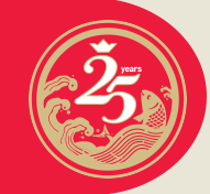 Sushi King 25th anniversary