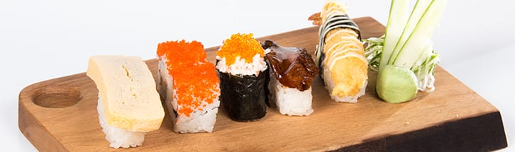 sushi king Sushi king is an upscale, full-service restaurant located in fredericksburg, virginiain addition to dozens of healthy a la carte menu items, we also feature the all-you-can-eat dining concept.