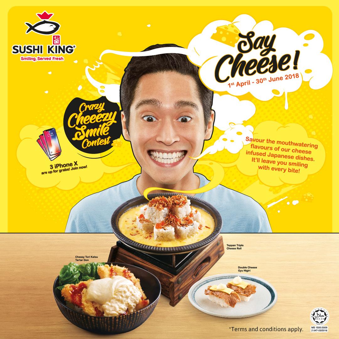 Promotions Sushi King